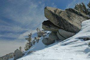 Peak of the Sierras