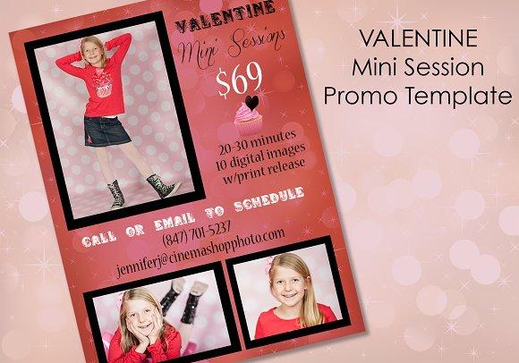 Youre Sweet Valentine Mini Session