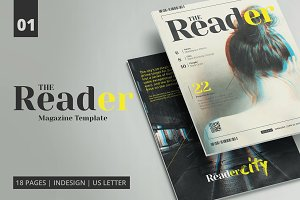 #01 The Reader Magazine