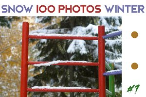 The best 100 photos of winter & snow