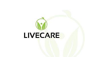 livecare – Logo Template