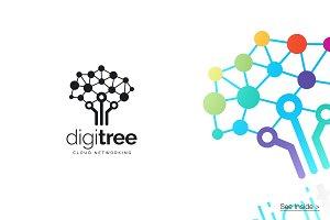 Digital Tree Network Logo