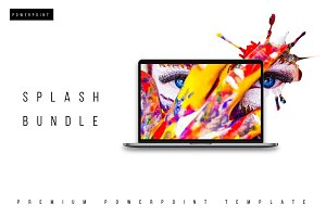 SPLASH PowerPoint Bundle Package