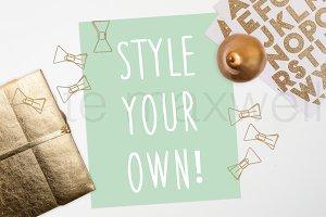 Style Your Own Set #1 - KateMaxShop