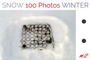 The best 100 photos of winter snow 2