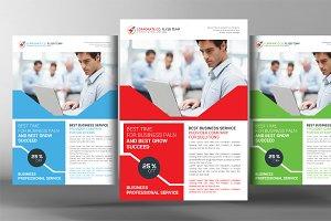 Advertising Marketing and PR Flyer