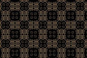 Seamless pattern, geometric