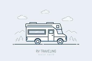 RV Van