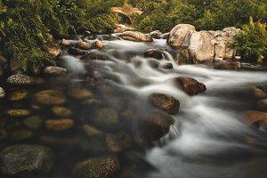 Rizzanese river