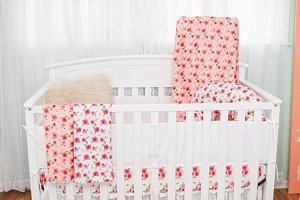 Girl Nursery Stock Picture