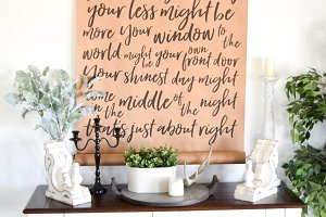 Farmhouse Decor Photo