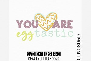 You are Egg Tastic