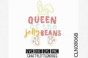 Queen of the Jelly Beans