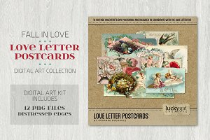 Love Letter Postcards
