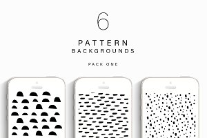 Instagram Pattern - Pack One