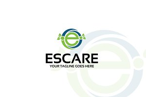 Escare – Logo Template