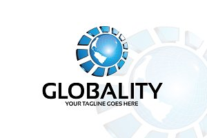 Globality – Logo Template
