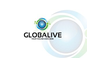 globalive – Logo Template