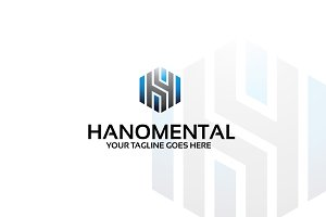 Hanomental – Logo Template