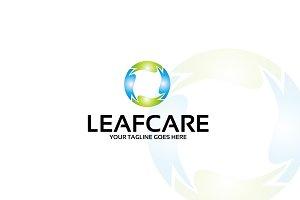 leafcare – Logo Template