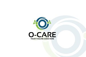 o care – Logo Template