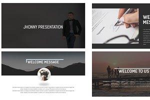 Jhonny Presentation Business