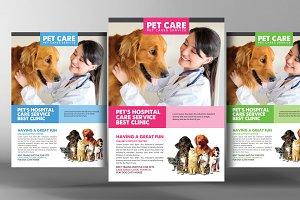 Dog Kennel & Pet Day Care Flyer