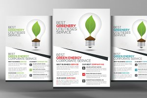 Garden & Landscape Design Flyer