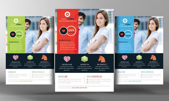 Global business flyer template flyer templates creative market global business flyer template cheaphphosting Image collections