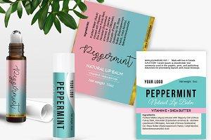 Perfume Roller Ball Template