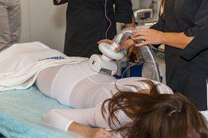 cosmetology procedures massage LPG