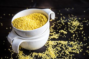 Gluten free organic cereals