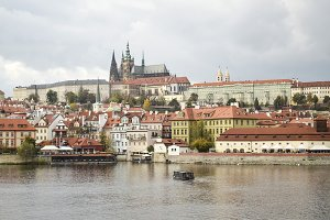Beautiful Prague, set of 8 photos