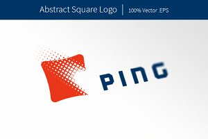 Abstract Square Logo