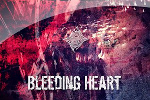 10 Textures - Bleeding Heart
