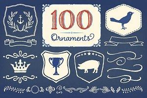 Charcuterie Ornaments