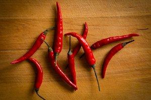 Fresh chilli