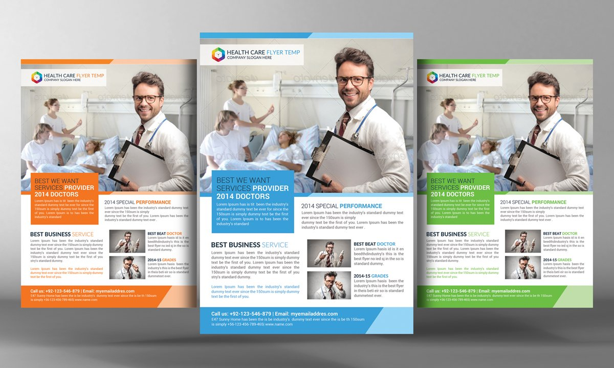 health pamphlet template - health care flyer template flyer templates creative market