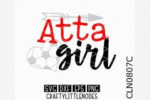 Attagirl Soccer