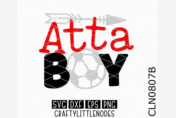 Attaboy Soccer