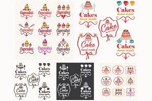"""Logo """"Cupcakes"""""""