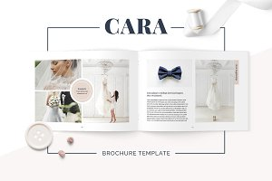Cara Brochure Template