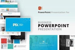 PIX Powerpoint Presentation