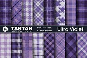 Ultra Violet Tartan