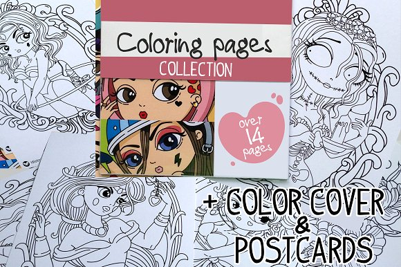 Coloring Pages Collection