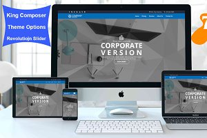 Nyro Business Wordpress Theme