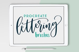 Pack of 10 Procreate Brushes