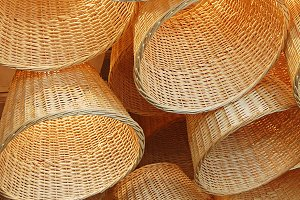 Hanging Wicker