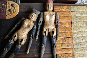 Asian Fertility Dolls