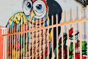 School Mural, Panama